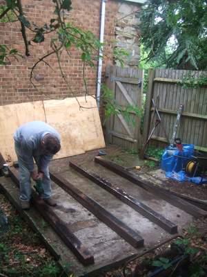 biohort shed foundation