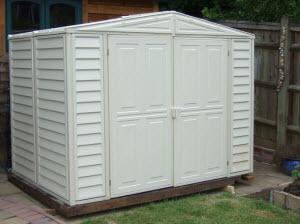 duramax shed