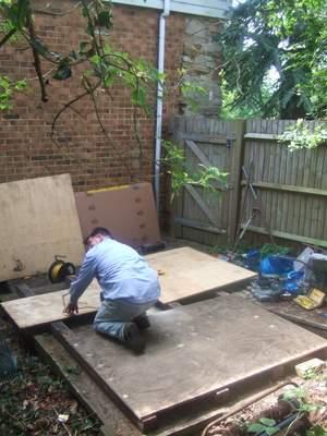 Biohort shed floor