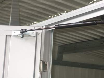 Biohort shed door closer