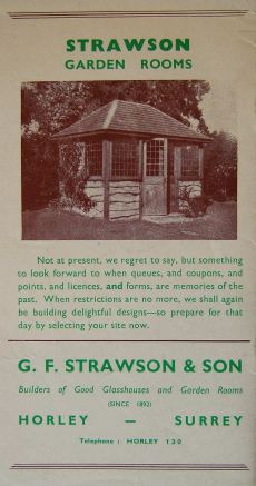 Strawson catalogue