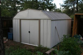 Marvelous Cheap Metal Storage Shed