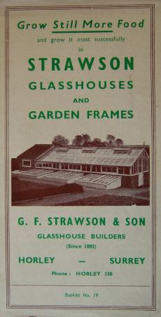 Strawsons catalogue