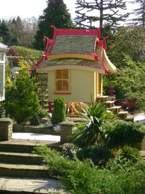 oriental shed