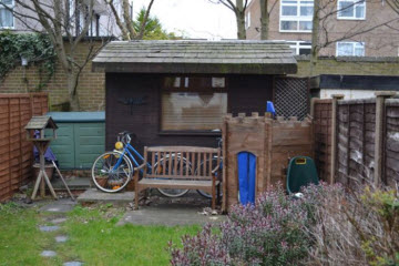 rock and roll shed