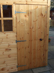 Shed Doors From Traditional To Advanced