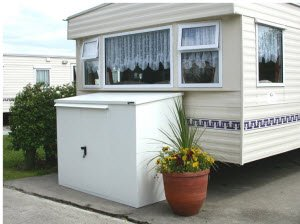 mobile home storage