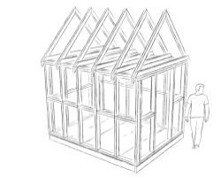 gable shed roof design