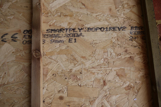 Using Oriented Strand Board Osb For