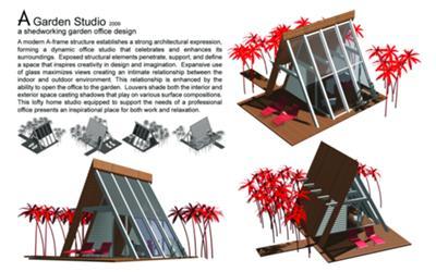 A Garden Studio