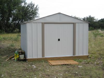 Arrow Storage Shed Reviews