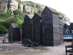 beach huts Hastings3