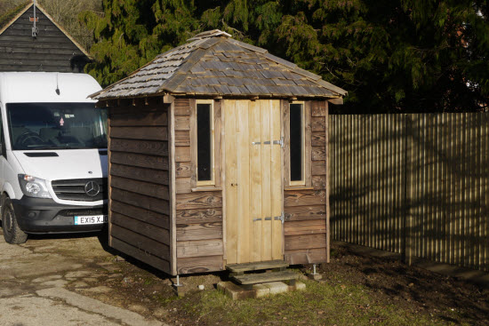 Bespoke Garden Shed 8 X6 For Sale