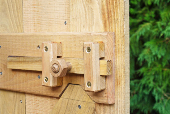 Building A Shed Door Should Be Kept Simple But How Simple