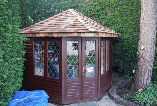 cedar roof repair