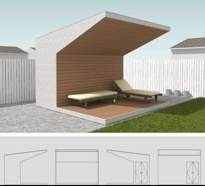 The Clear Deck Shed