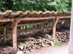 Building a Firewood Storage Shed