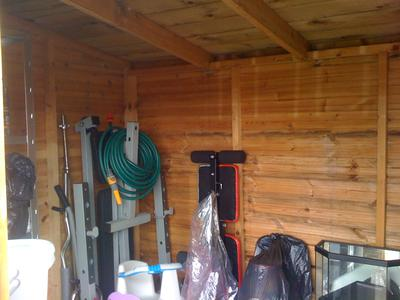 Is Foil Backed Bubble Wrap Good To Insulate A Shed