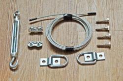 shed door brace kit