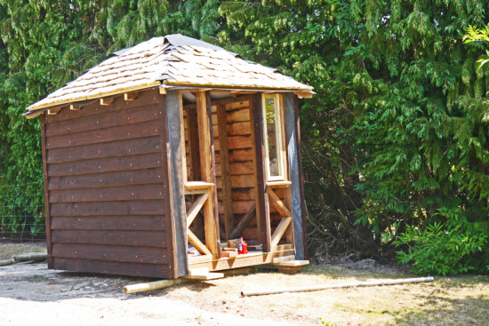 moving a shed