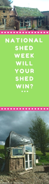national shed week
