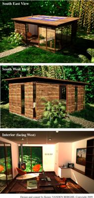 OPEN OFFICE SHED