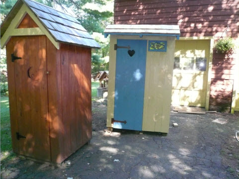 """outhouse"""