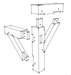 mortice and tenon