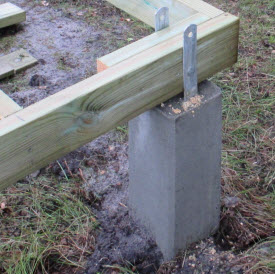 shed building material