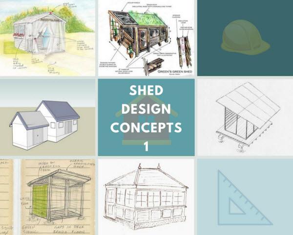 shed design concepts