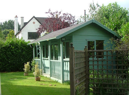 Potter Shed Simons Garden Office The Is