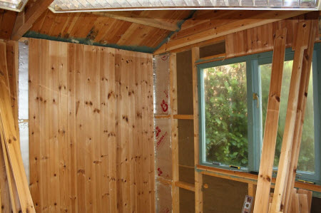 How Installing Shed Insulation Will Save You Money