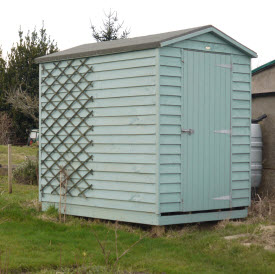 shed maintenance