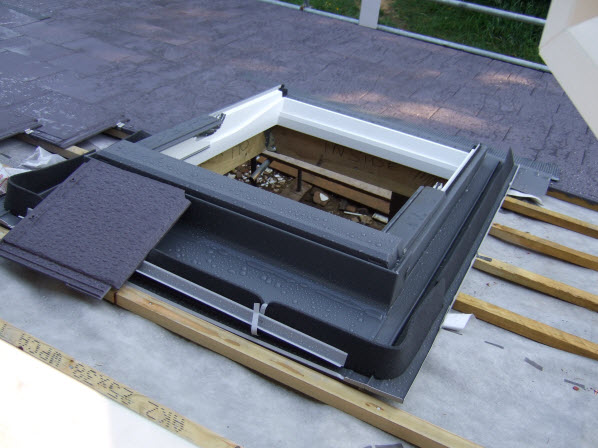 shed skylight