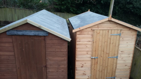 Is A Shed Repair Feasible For Your Shed