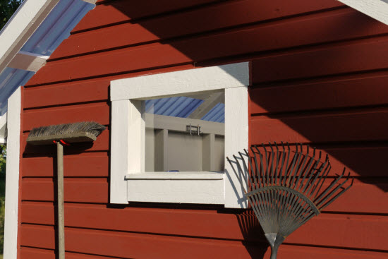 Shed Windows Look At These Options To Make The Right Choice