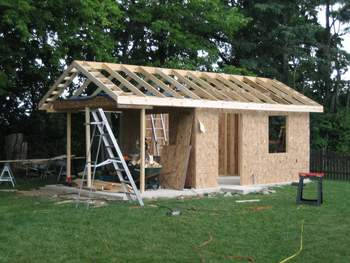 Build or Buy Trusses??