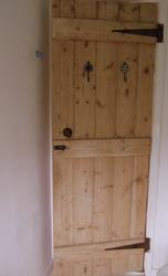 storage shed door