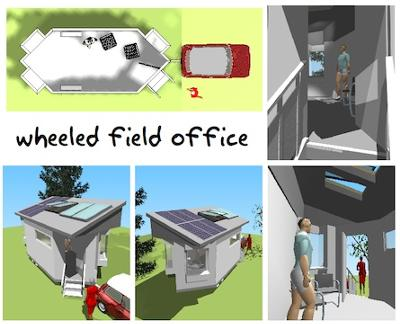 Wheeled Field Office