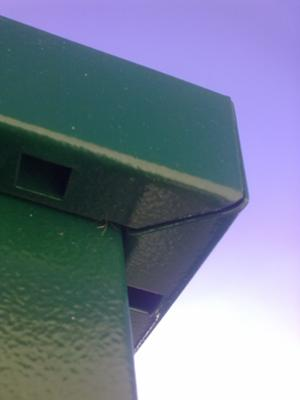Roof vents for condensation