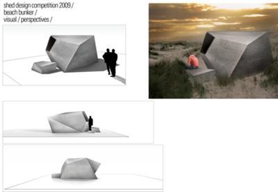 Beach Bunker /