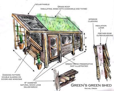 Office in Green