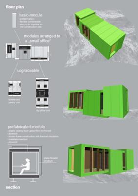 modular-minimal-space
