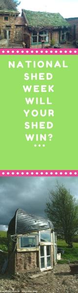 national shed week