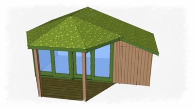 The New Garden Office