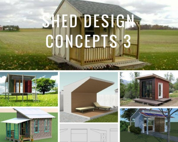 shed design concepts