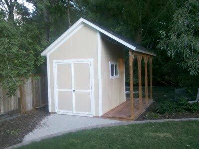 riverside shed