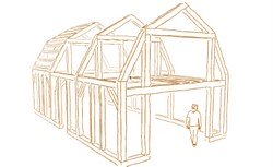 shed roof construction4