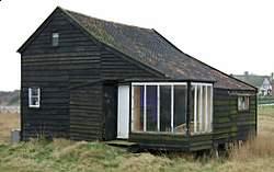 Salt Box Roof Shed
